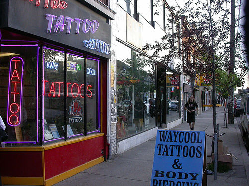 tattoo shops in hamilton