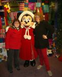 Me 'n Jaclyn at the NYC Disney Store.
